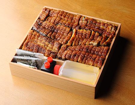 ひつまぶし(出汁、薬味付)